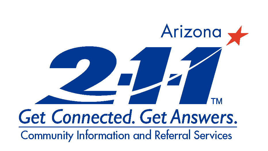 arizona 2-1-1 logo