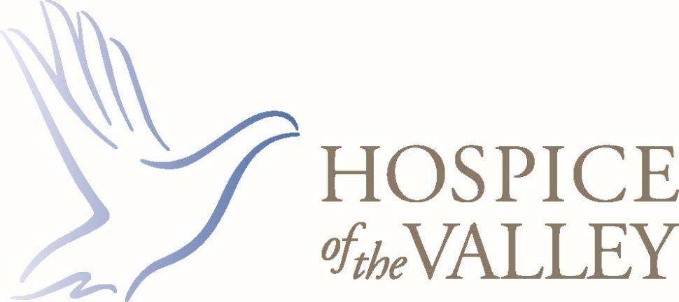 hospice of the valley grief counseling logo