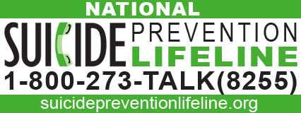 national suicide prevention hotline logo